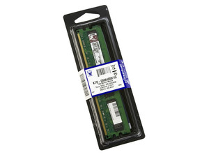 Memoria Kingston de 1GB, Modelo: KTD-DM8400B/1G