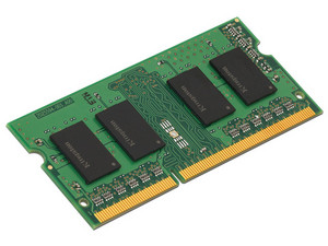 Memoria Kingston SODIMM DDR3 PC3-10600 (1333MHz) 8 GB, para DELL