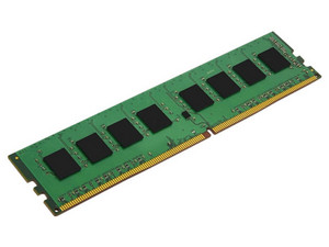 Memoria Kingston DDR4, PC4-17000 (2133MHz), 4 GB, ECC, para Servidores HP.