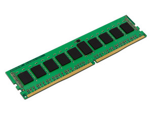 Memoria Kingston DDR4, PC4-19200 (2400 MHz) 8 GB, ECC, Para equipos HP / Compaq.