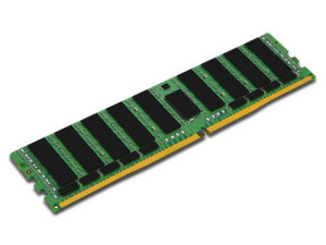 Memoria Kingston DDR4 (PC4-21300) 2666MHz, CL19, 64GB, ECC, para Servidores Lenovo.