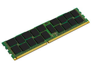 Memoria Kingston DDR3L PC3-10600 (1333 MHz) 16 GB, ECC, para servidores IBM.