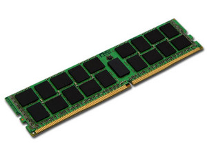 Memoria Kingston DDR4 PC4-17000 (2133 MHz) 16 GB, ECC, para servidores IBM.