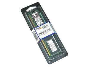 Memoria Kingston de 512MB, Modelo: KVR266X72RC25/512