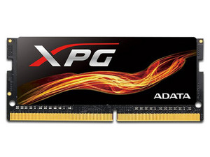 Memoria SO-DIMM ADATA XPG Flame 16 GB DDR4, PC4-21300 (2666MHz), CL18.
