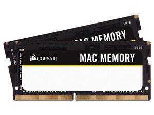 Memoria Corsair SODIMM DDR4 PC4-21300 (2666MHz) CL18, 16 GB (2 x 8GB). Para Apple iMac 5K (2017) y Mac mini (2018).