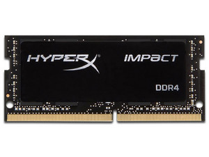 Memoria Kingston HyperX Impact SODIMM DDR4 (2933MHz) CL17, 16GB.