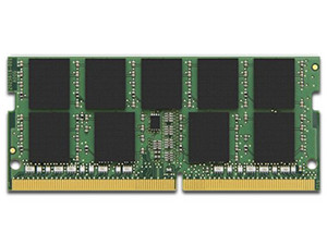 Memoria Kingston ValueRAM DDR4 PC4-21300 (2666MHz) de 8GB.