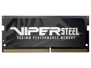 Memoria SO-DIMM Patriot Viper Steel DDR4, PC4-19200 (2400MHz), CL15, 16GB.