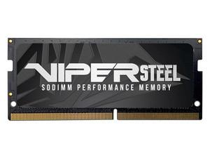 Memoria Patriot Viper Steel SODIMM DDR4 PC4-19200 (2400MHz), CL15, 8GB.