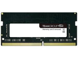 Memoria SO-DIMM Team Group Elite DDR4, PC4-21300 (2666MHz), CL19, 4GB.