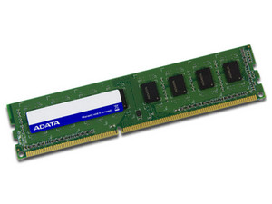 Memoria ADATA DDR3 PC3-10600 (1333 MHz) CL9, 2GB.