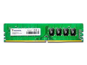 Memoria ADATA U-DIMM Series DDR4, 2400MHz, CL17, 16 GB.