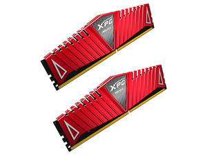 Memoria ADATA XPG Z1 DDR4 PC4-17000 (2133MHz), CL13, 16GB (2 x 8GB), Kit con dos piezas de 8GB.