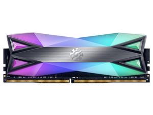 Memoria ADATA XPG Spectrix D60G RGB DDR4, PC4-24000 (3000MHz), 16GB.