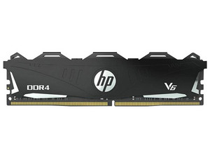 Memoria HP V6 Series DDR4 PC4-25600 (3200MHz), CL16, 8 GB, Color Negro.