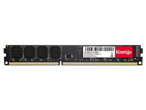 Memoria Kimtigo DDR3 PC3-12800 (1600 MHz) CL11, 4 GB.