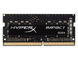 Memoria Kingston HyperX Fury DDR4 PC4-21300 (2400MHz), CL14, 8GB ( 2 x 4GB). Color Negro.