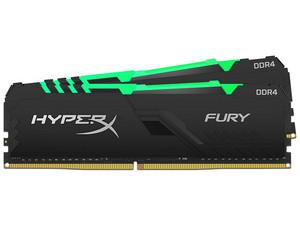 Memoria Kingston Hyperx Fury DDR4 PC4-21300 (3200MHz), CL16, 16GB(2x8GB).