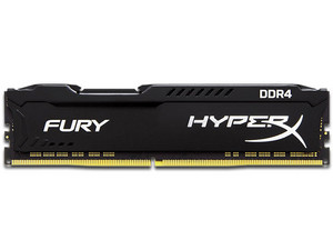 Memoria HyperX Fury DDR4, PC4-25600 (3200MHz), CL18, 16 GB.