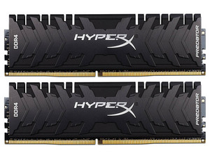 Memoria Kingston HyperX DDR4 PC4-36800 (4600MHz), CL19, 16GB (2 x 8GB).