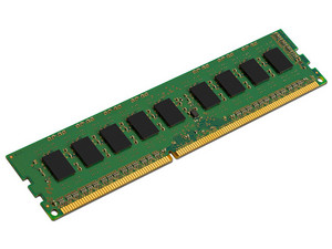 Memoria Kingston DDR3 PC3-10600 (1333 MHz) ECC, CL9, 8GB.