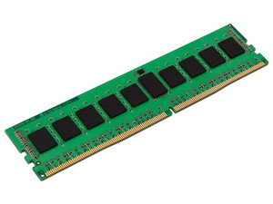 Memoria Kingston Value RAM DDR4, PC4-2400 (2400MHz), CL17, 4 GB.