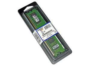 Memoria Kingston DDR2 DIMM (400Mhz) PC2-3200, 256MB
