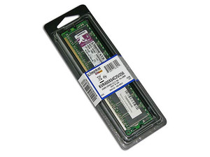 Memoria Kingston ValueRAM DDR 400 PC3200, 256MB