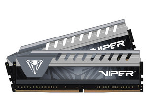 Memoria RAM Patriot Viper Elite Series, 16 GB (2 x 8GB), DDR4, 2666MHz (PC4-21300), Non ECC, CL16.