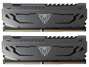 Memoria RAM Patriot Viper Steel, 16 GB (2 x 8GB), DDR4, 3866MHz (PC4-30900), Non ECC, CL18.