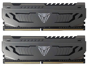 Memoria RAM Patriot Viper Steel, 16 GB (2 x 8GB), DDR4, 4133MHz (PC4-33000), Non ECC, CL19.