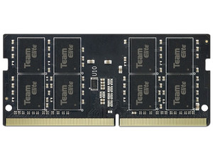 Memoria Teamgroup Elite TED416G3200C22-S01, DDR4, PC4-25600 (3200MHz), CL22, 16GB.