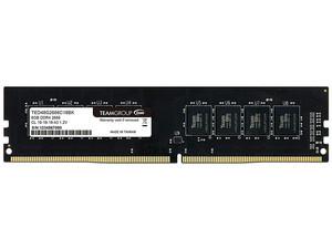 Memoria TeamGroup Team Elite DDR4 PC4-21300 (2666MHz), CL19, 8GB.