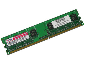 Memoria VDATA DDR2, PC2-6400 (800Mhz), 512MB