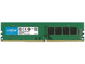 Memoria DIMM Crucial DDR4, PC4-21300 (2666MHz), 16GB.
