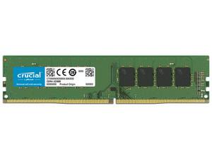 Memoria Crucial DDR4, PC4-21300 (2666 MHz), CL19, 16 GB.