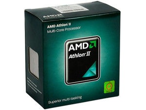 Procesador AMD Athlon II X2 250, 3.0GHz, Cache L2 2x1MB, Socket AM3, Dual Core, 65W.
