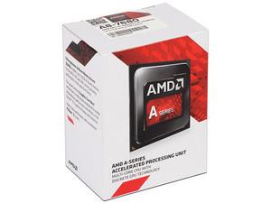 Procesador (APU) AMD A8 7680 a 3.5 GHZ (hasta 3.8 GHz), Gráficos Radeon R7, Socket FM2+, Quad-Core, 45W.