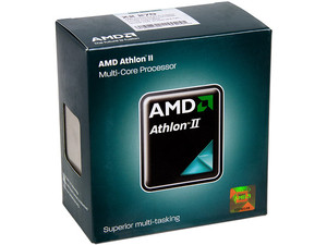 Procesador AMD Athlon II X2 270, 3.4GHz, Caché L2 2x1MB, Socket AM3, Dual-Core, 65W.