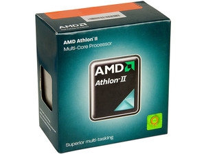 Procesador AMD Athlon II X3 450, 3.2GHz, Cache L2 3x512KB, Socket AM3, Triple-Core, 95W.