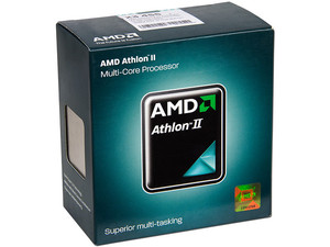 Procesador AMD Athlon II X3 455, 3.3GHz, Cache L2 3x512KB, Socket AM3, Triple-Core, 95W.