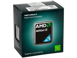 Procesador AMD Athlon II X4 635, 2.9GHz, Cache L2 4x512KB, Socket AM3, Quad-Core, 95W.