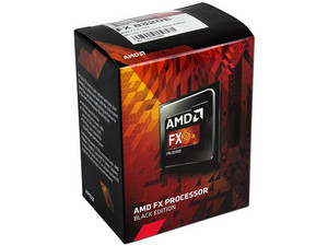 Procesador AMD FX-8320E Black Edition, 3.2 GHz, Socket AM3+, Eight-Core, 95W.