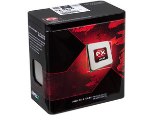 Procesador AMD FX-8350 Black Edition, 4.0 GHz, Socket AM3+, Eight-Core, 125W.