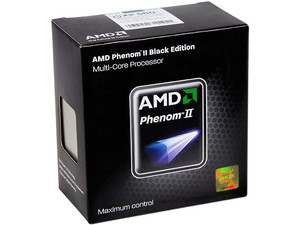 Procesador AMD Phenom II X2 560 Black Edition, 3.3GHz, Cache L2 2x512KB, L3 6MB, Socket AM3, Dual-Core, 80W.