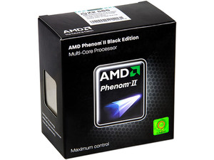 Procesador AMD Phenom II X2 565 Black Edition, 3.4GHz, Cache L2 2x512KB, L3 6MB, Socket AM3, Dual-Core, 80W.