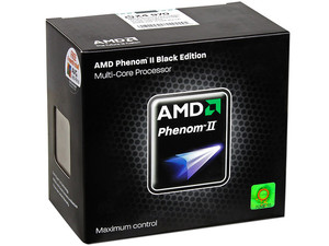 Procesador AMD Phenom II X4 970 Black Edition, 3.5GHz, Cache L2 4x512KB, L3 6MB, Socket AM3, Cuatro Núcleos, 125W.
