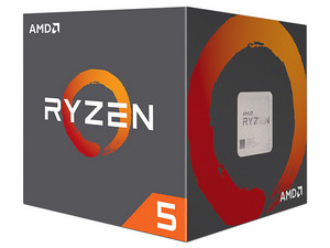 Procesador AMD Ryzen 5 1500X, 3.5 GHz (hasta 3.7 GHz), Socket AM4, Quad-Core, 65W.