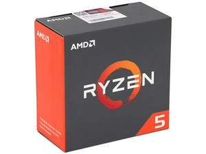 Procesador AMD Ryzen 5 1600X, 3.6 GHz (hasta 4.0 GHz), Socket AM4, Six-Core, 65W.
